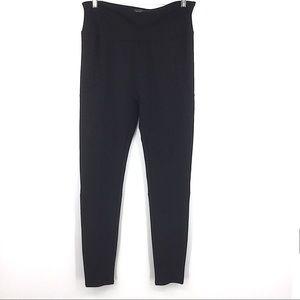 Spanx Assets Black Leggings XL Skinny